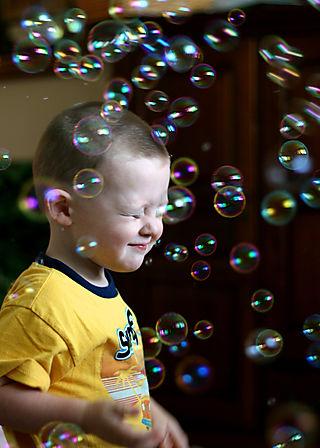 Connor & Bubbles 1