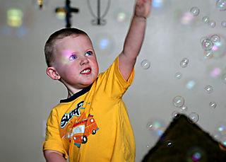 Connor & Bubbles 2