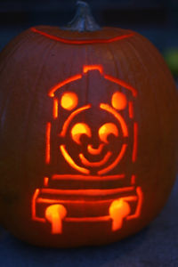 Thomas pumpkin